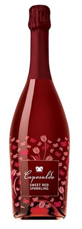 Caposaldo Sweet Red Sparkling